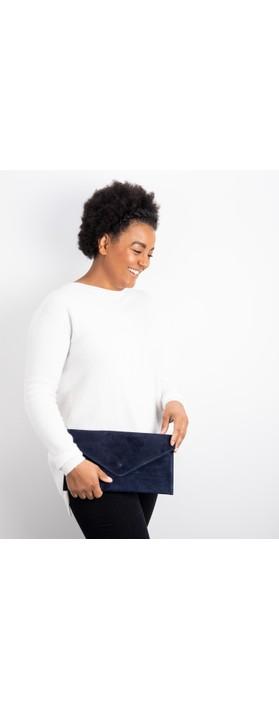 Gemini Label Bags Paluzza Handbag Navy