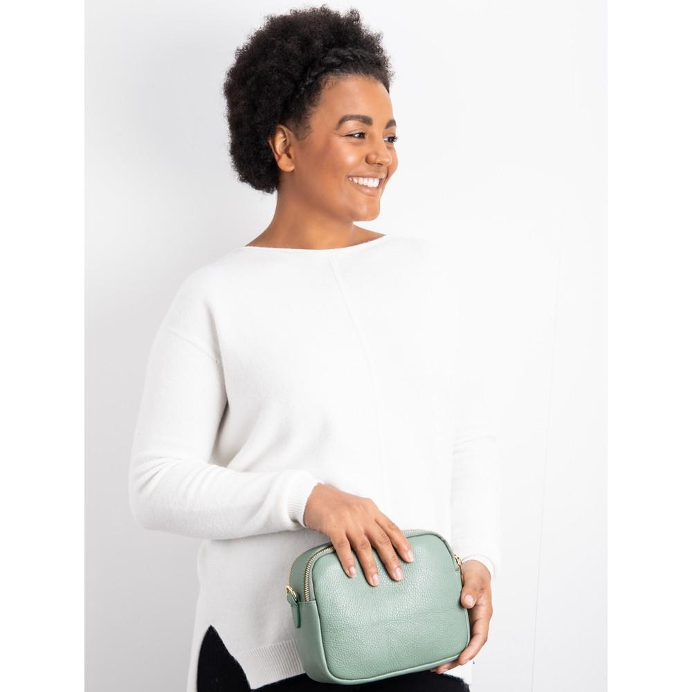 Gemini Label Bags Carrie Cross Body bag Dusky Green