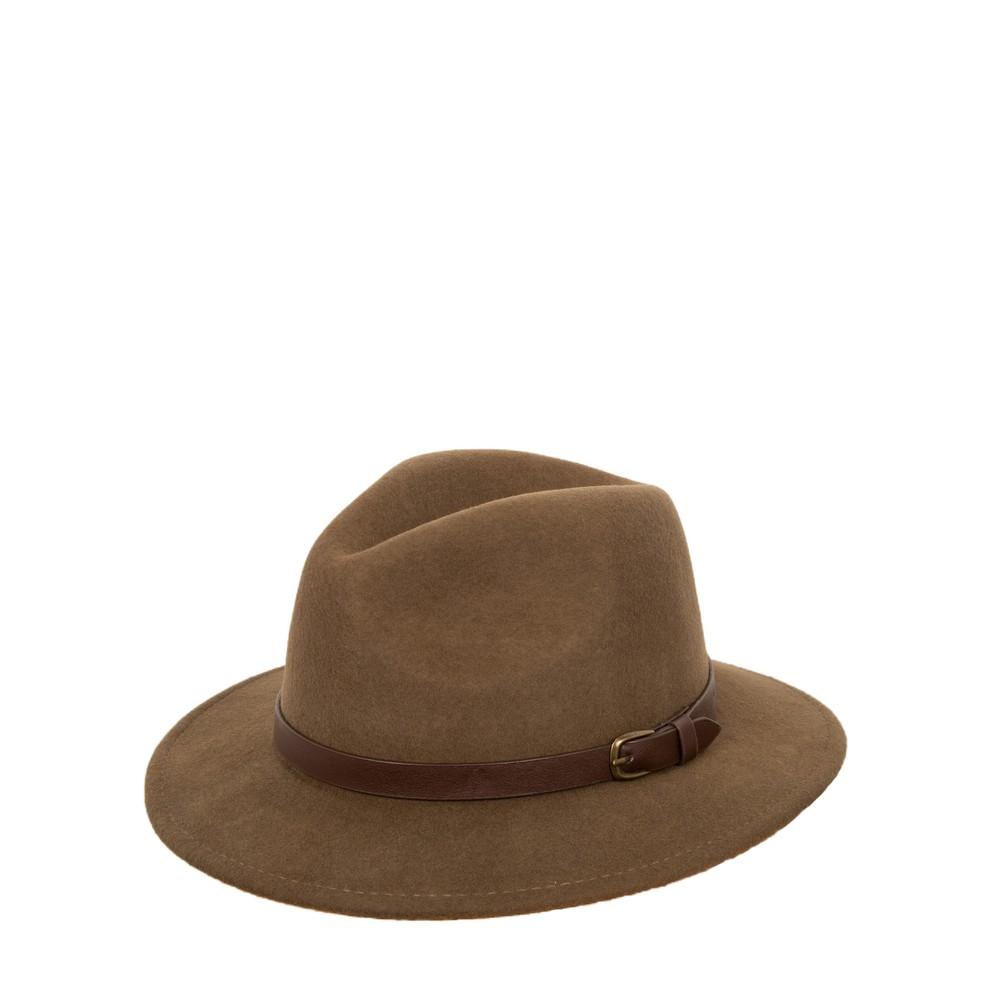 Failsworth Adventurer Wool Felt Fedora Hat Cork