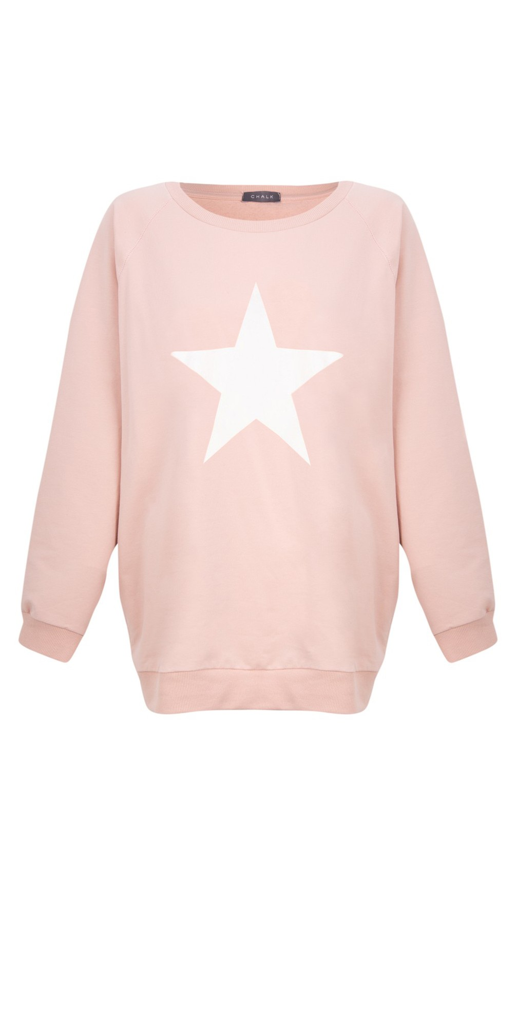 Nancy Star Oversized Comfy Sweatshirt main image