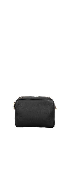 Gemini Label Bags Minnie Cross Body bag Black