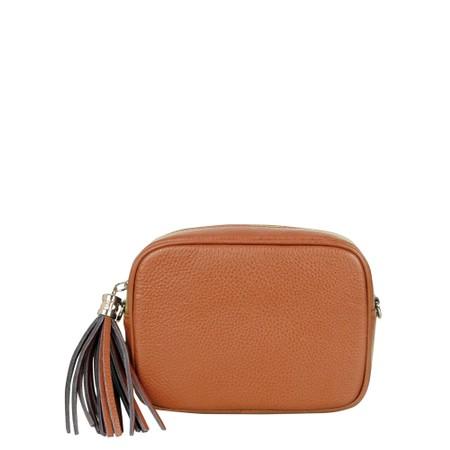Gemini Label Bags Connie Cross Body Bag - Brown