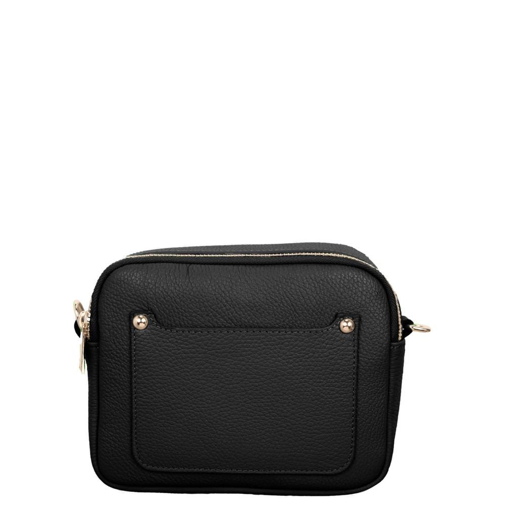 Gemini Label Bags Carrie Cross Body bag Black