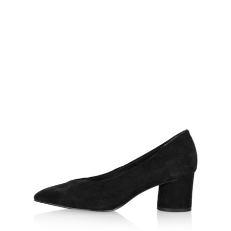 Tamaris  Ares Court Shoes  - Black