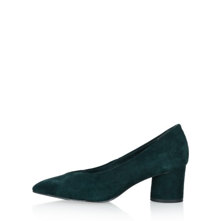 Tamaris  Ares Court Shoes  - Green