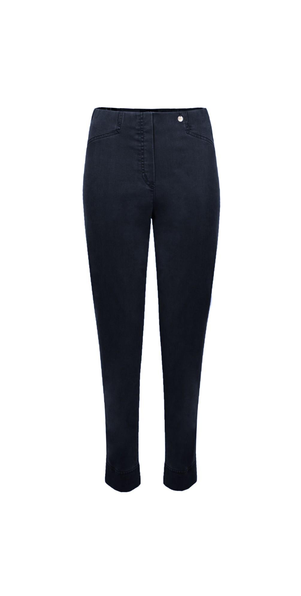 Rose 09 Navy Ankle Length Slimfit Jean main image