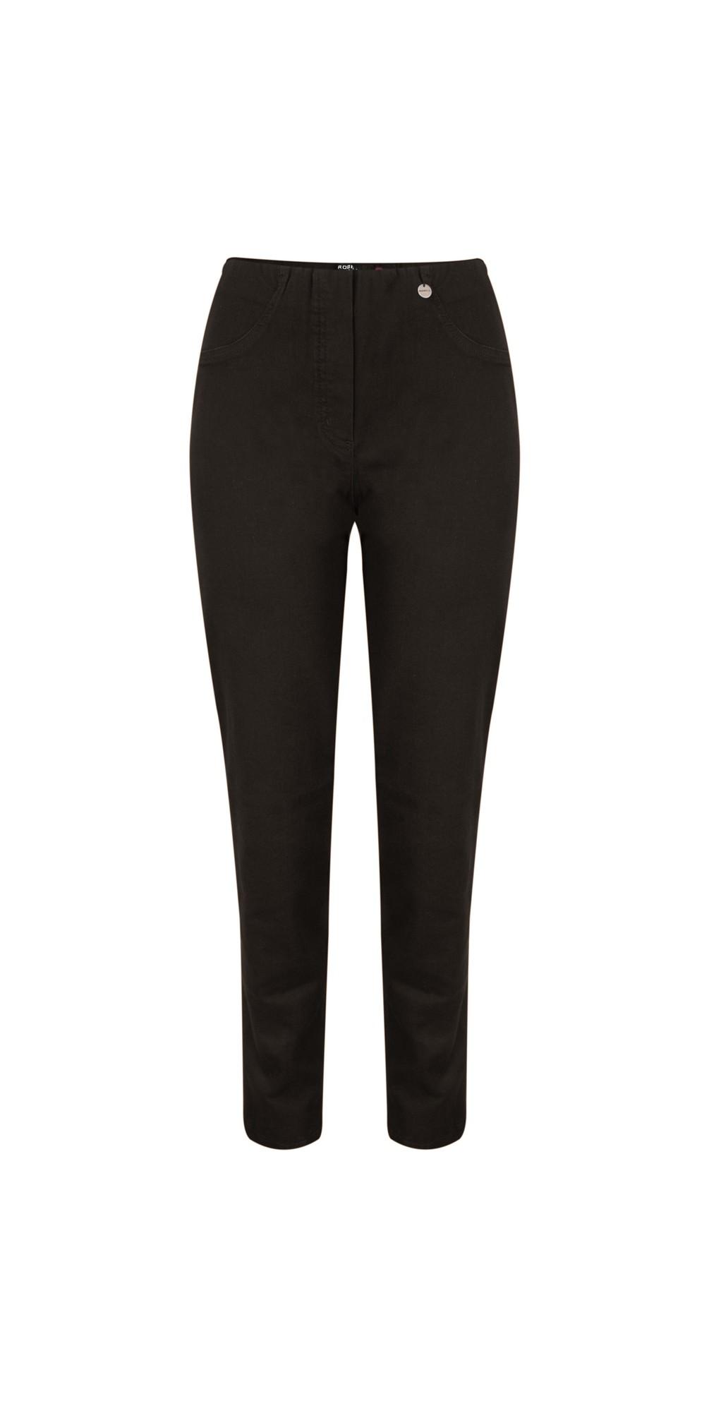 Bella  Brown Slim Fit Full Length Jean main image
