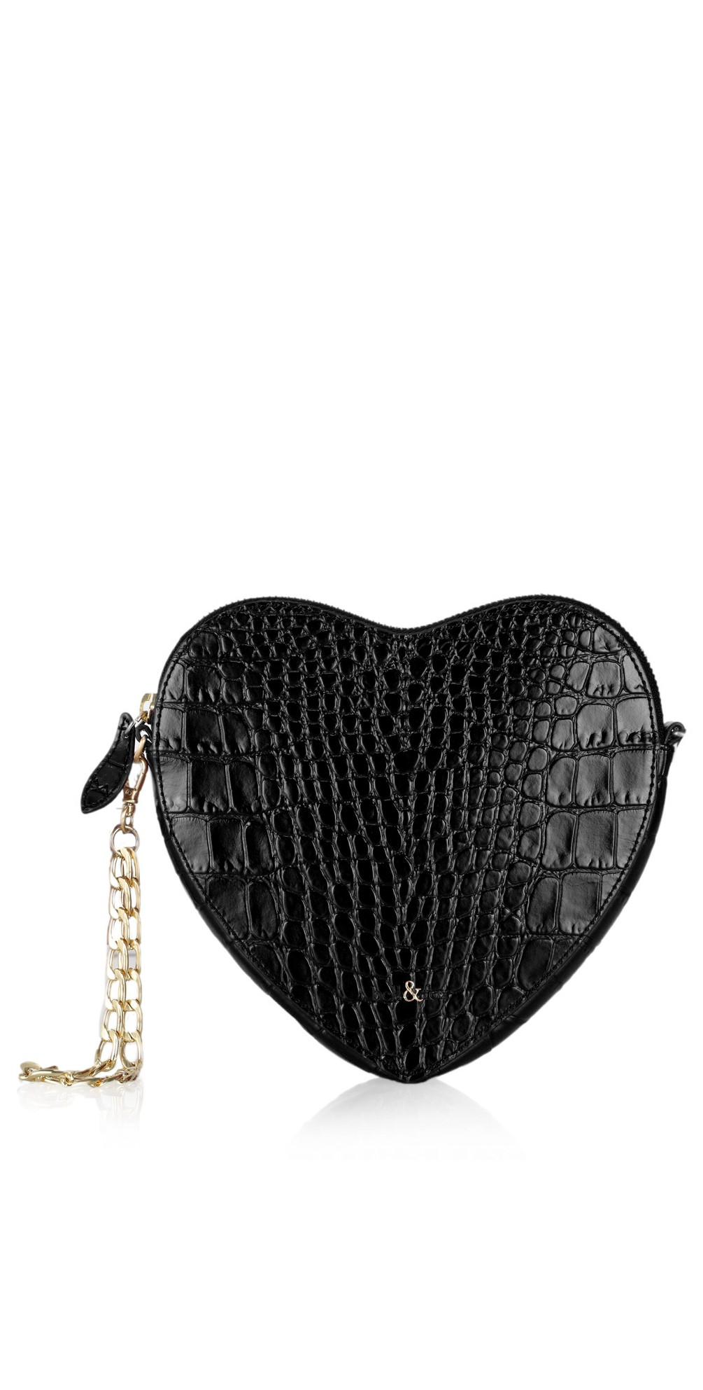 Armour Heart Shape Cross Body Bag main image