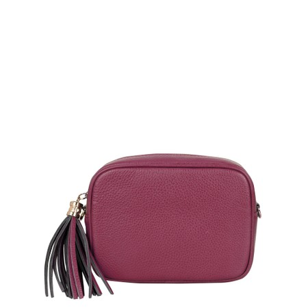 Gemini Label Bags Connie Cross Body Bag - Red