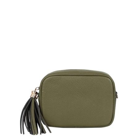 Gemini Label Bags Connie Cross Body Bag - Green