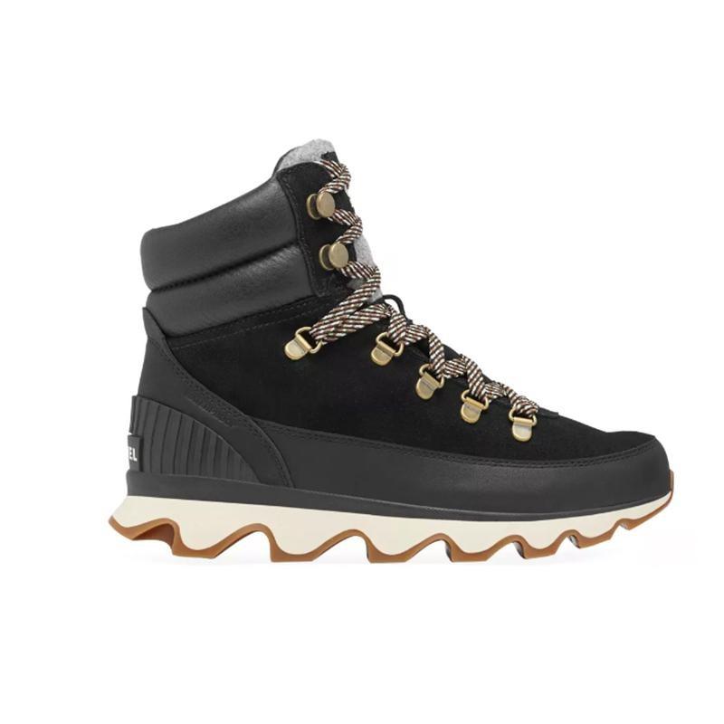Sorel Kinetic Conquest Waterproof Boot Black