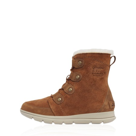 Sorel Explorer Joan Waterproof Boot - Brown