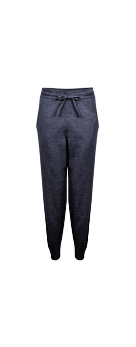 Chalk Lucy Supersoft Knit Lounge Pant Navy