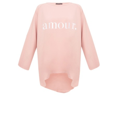 Chalk Robyn Amour Top - Pink