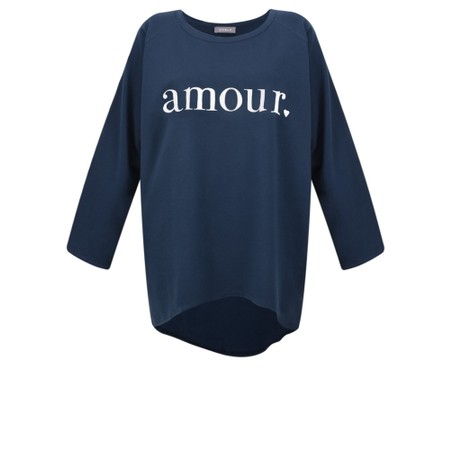 Chalk Robyn Amour Top - Blue