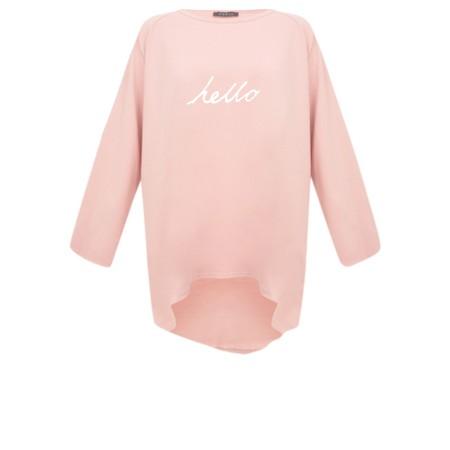 Chalk Robyn Hello Top - Pink