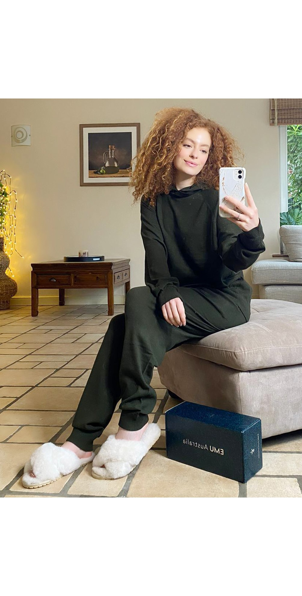 Lucy Supersoft Knit Lounge Pant main image