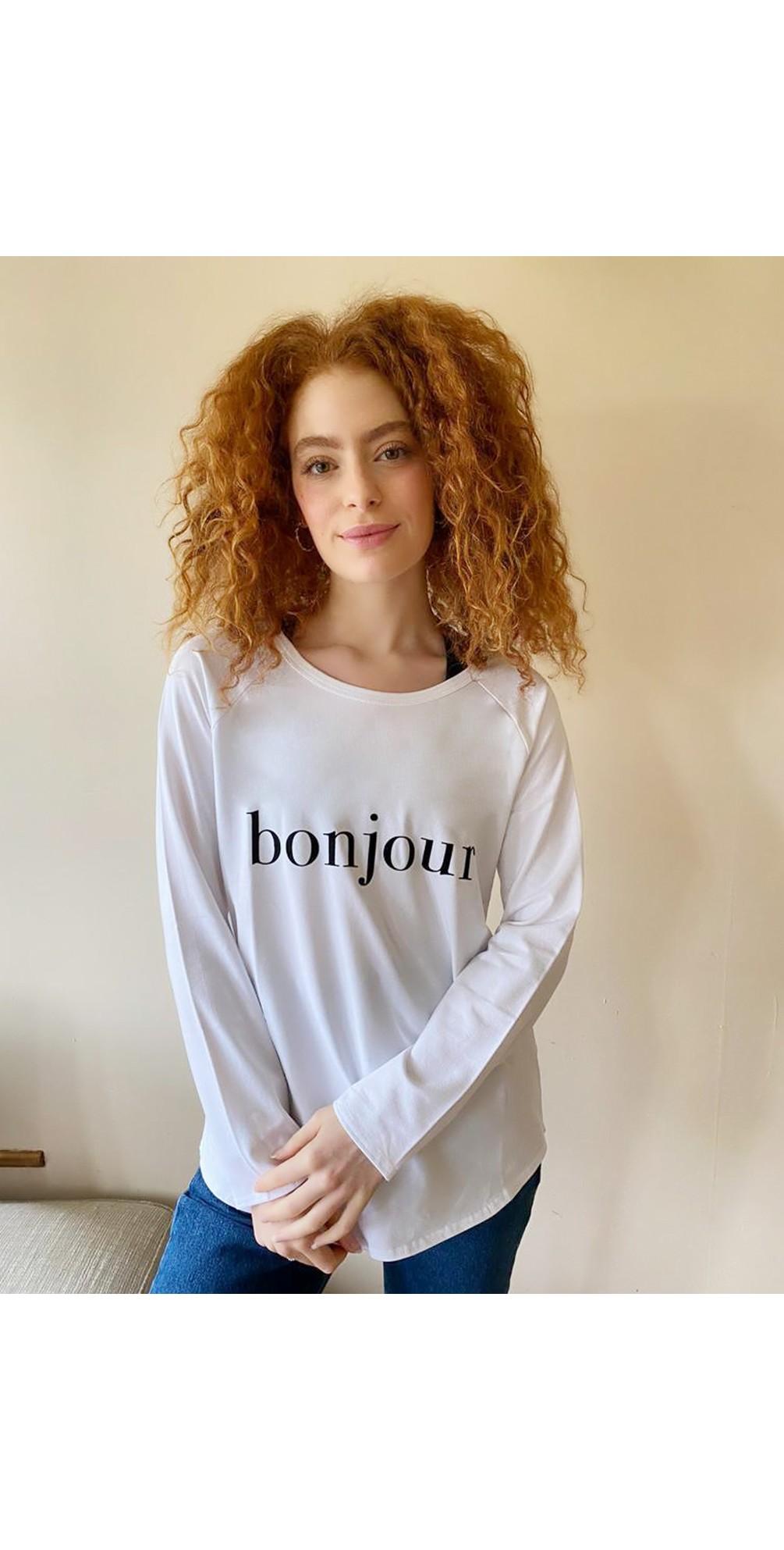 Tasha Bonjour Top - Gemini Exclusive ! main image