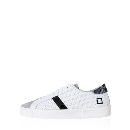 D.A.T.E Hill Low Pong Low Top Sneaker - Black