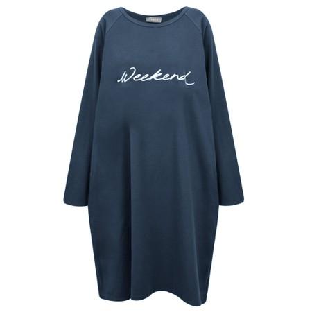 Chalk Brody Weekend Dress - Blue
