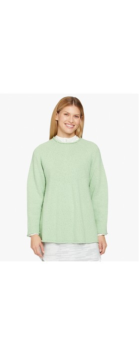 Masai Clothing Furaka Top Quiet Green