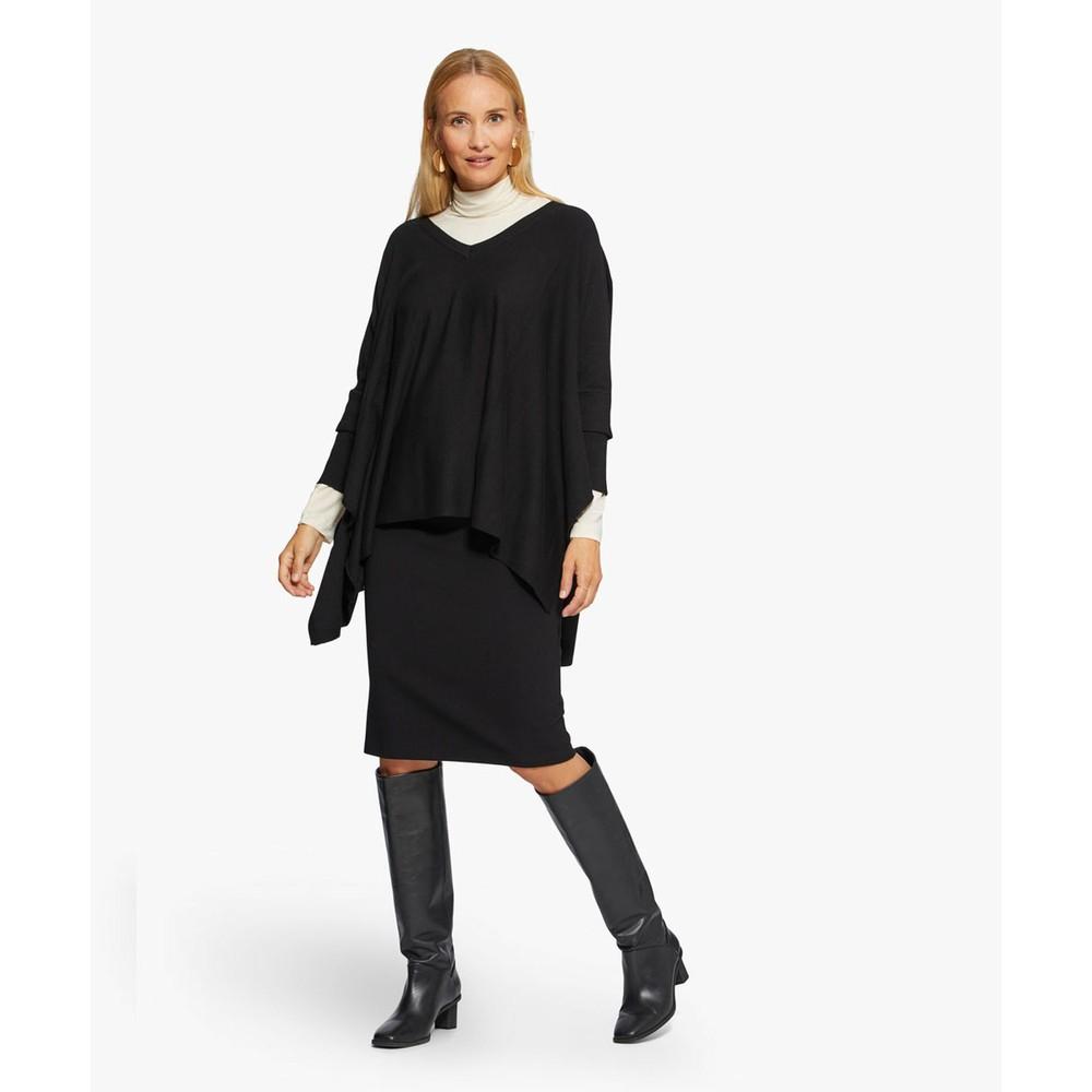 Masai Clothing Fosna Oversized Knit Black