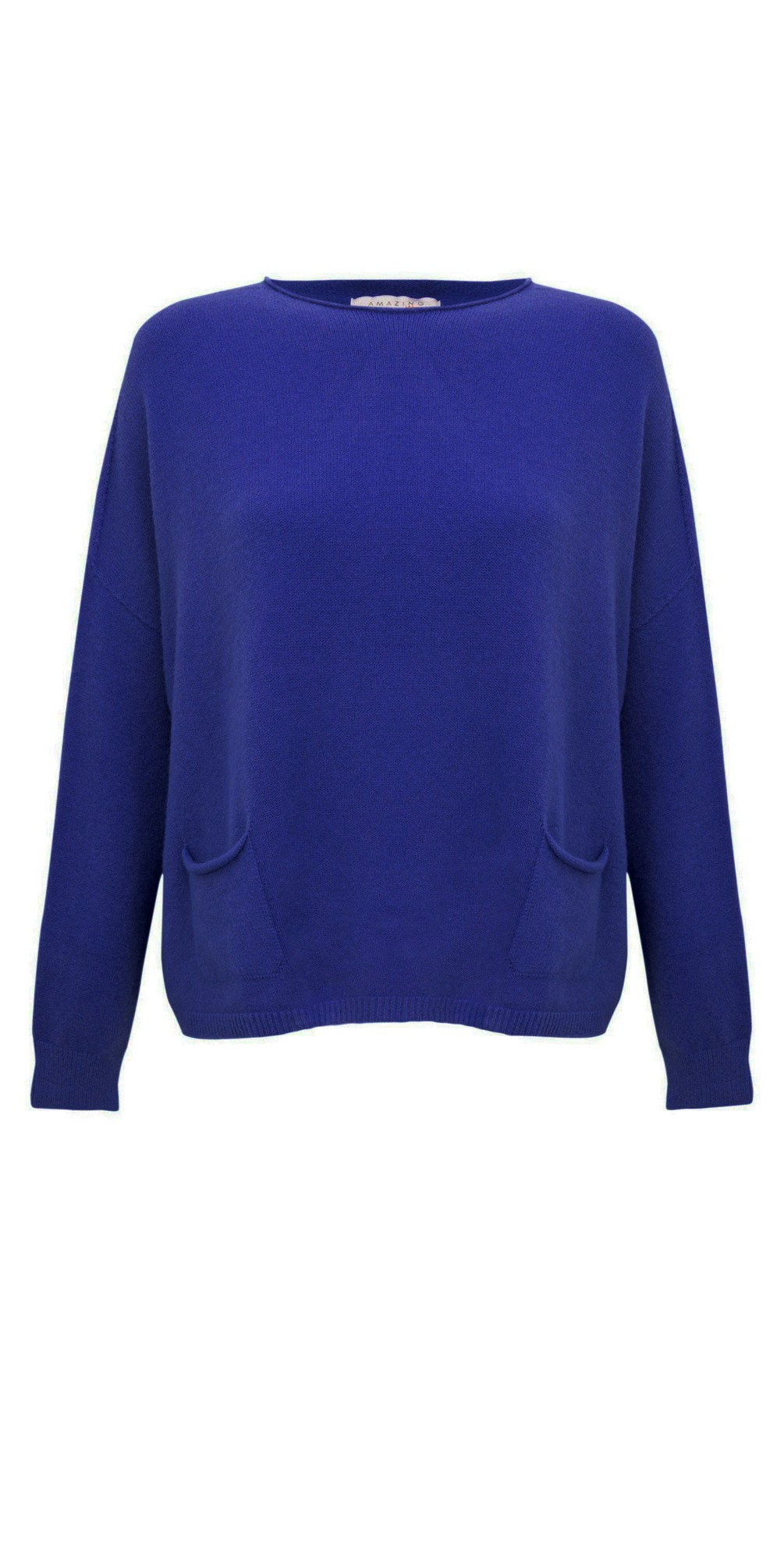 Jodie Front Pocket Supersoft Knit Jumper main image