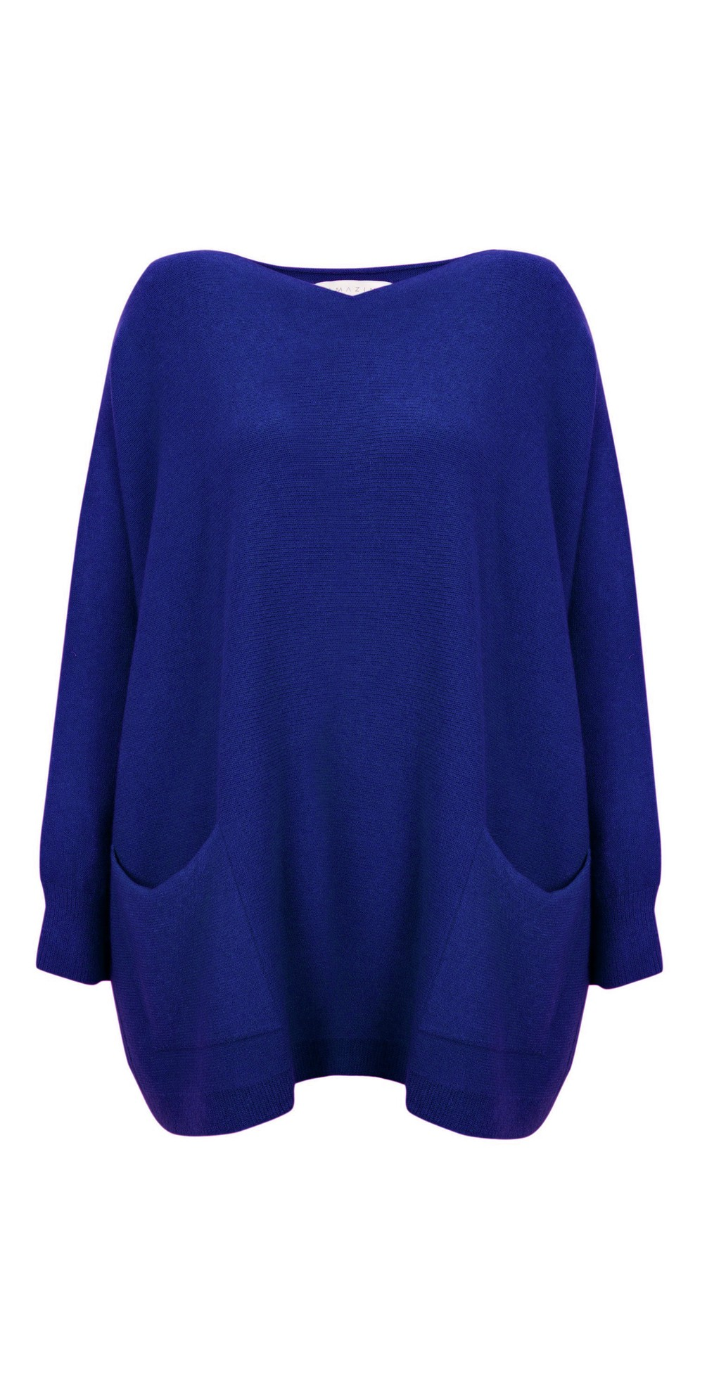 Caryf X Round Neck Oversized Jumper main image