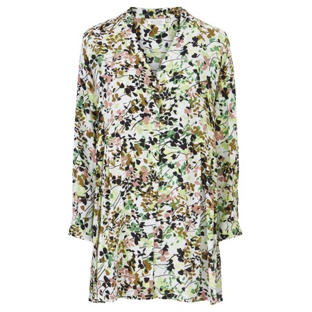 Masai Clothing Ibene Tunic - Green