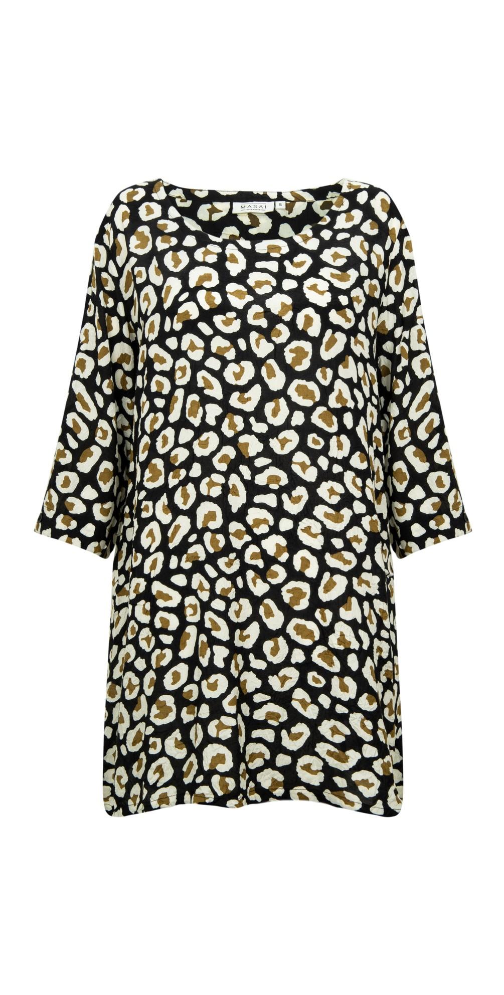 Garnetta Tunic Dress main image