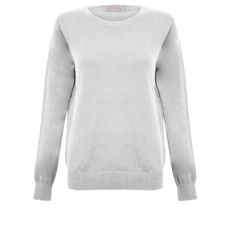 Chalk Hazel Jumper - Metallic