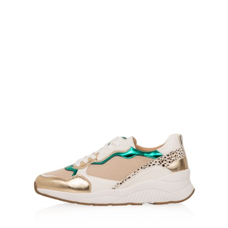 Vanessa Wu  Sauvage Lightweight Trainer - Multicoloured