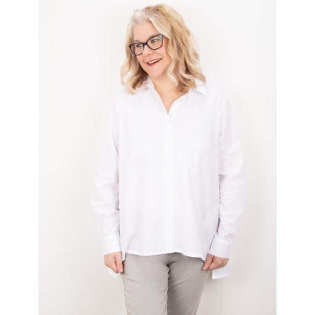 Masai Clothing Indini Top - White