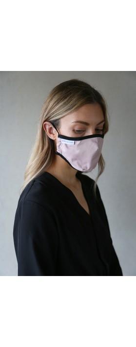 Breathe Organic Cotton Adult Face Mask  AP04 Pink