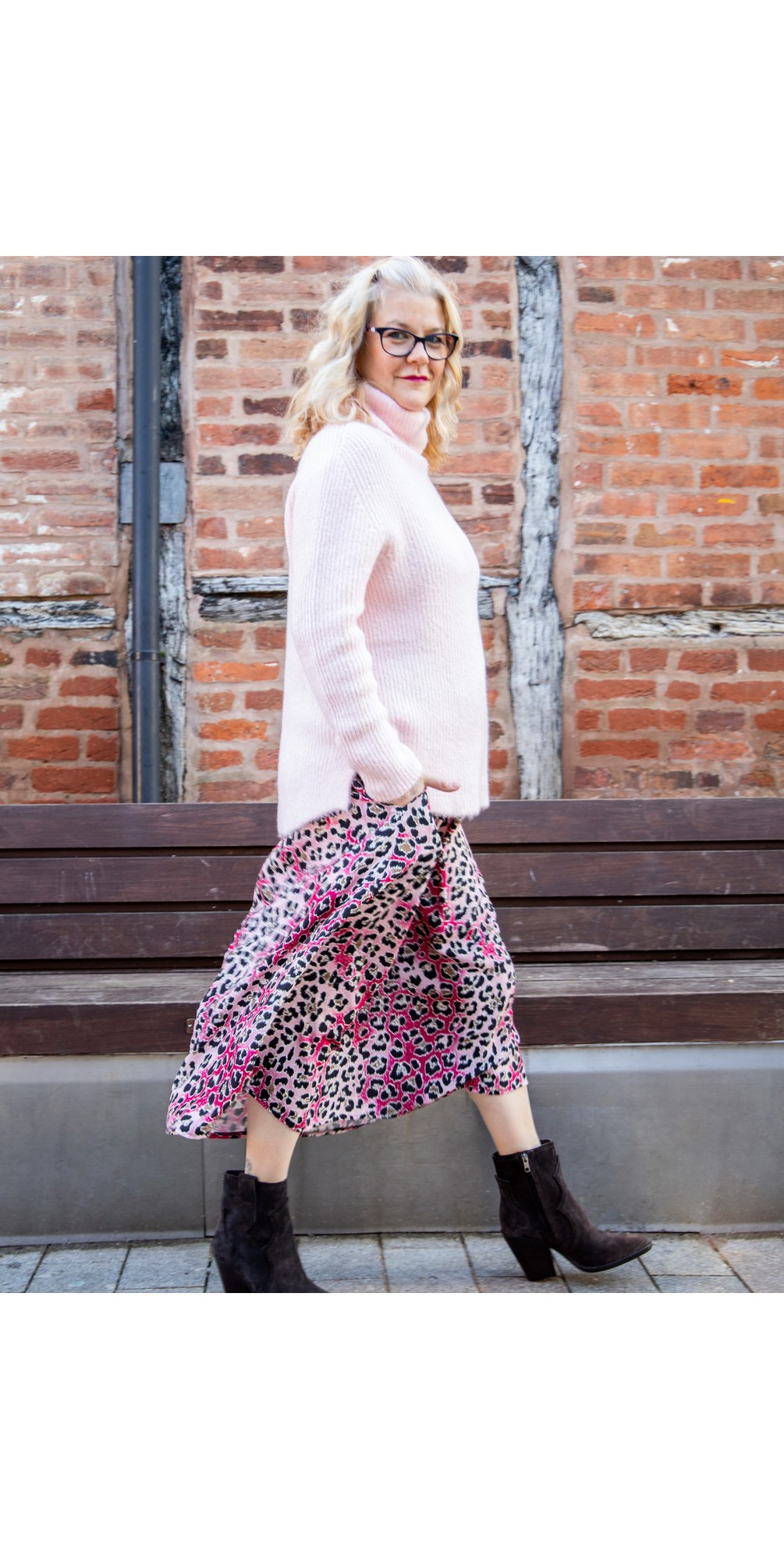 Santa Midi Skirt main image