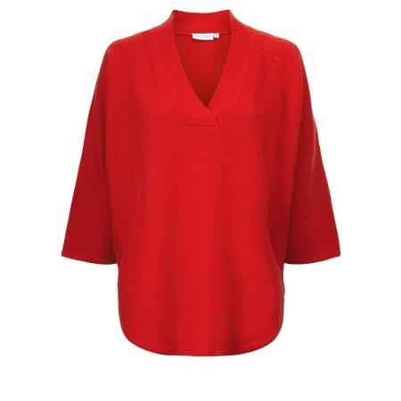 Masai Clothing Femke Top - Red