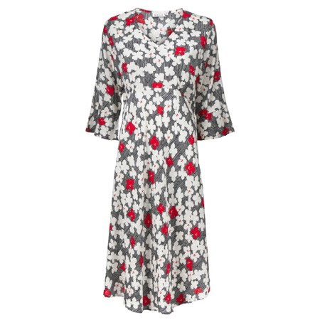 Masai Clothing Nita Dress - Red