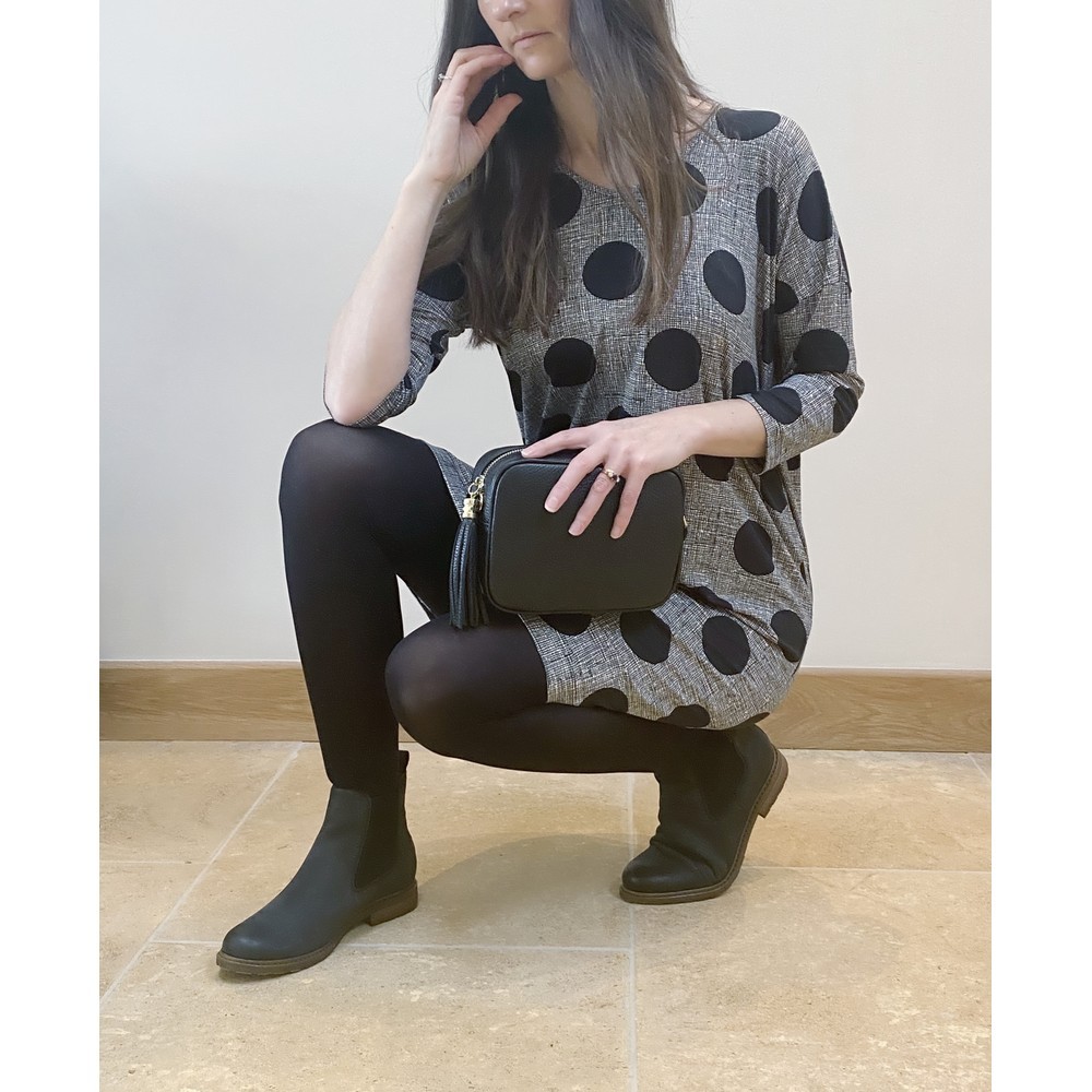 Masai Clothing Nebine Dress Black