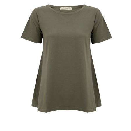 Mama B Atollo U Plain T-Shirt - Green