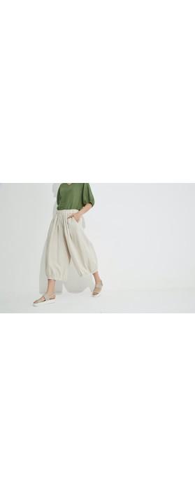 Tirelli Billow Linen Pant Neutral