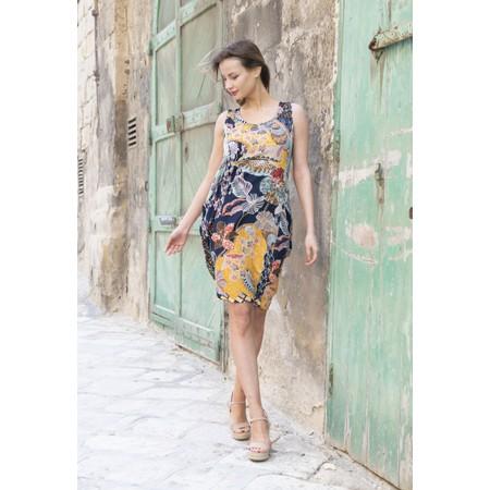 Orientique Andalucia Bubble Dress - Blue