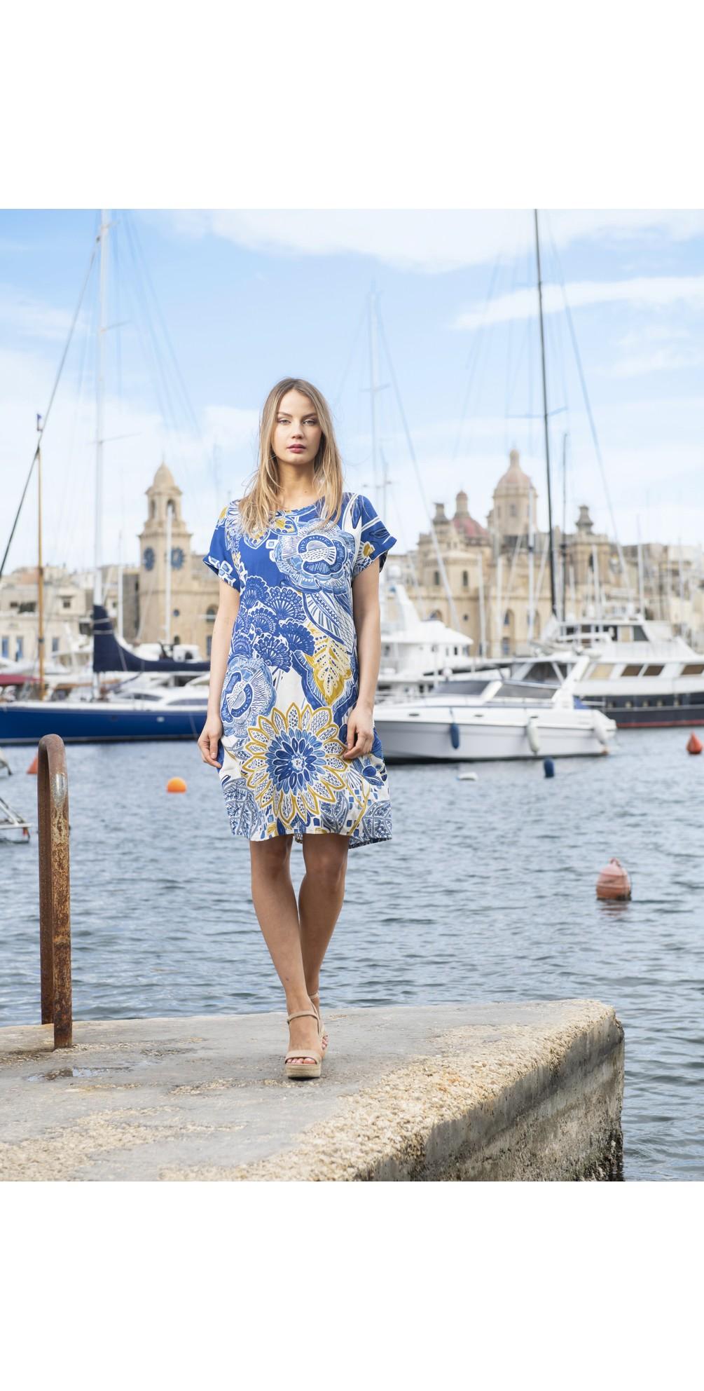 Seville SS Dress main image