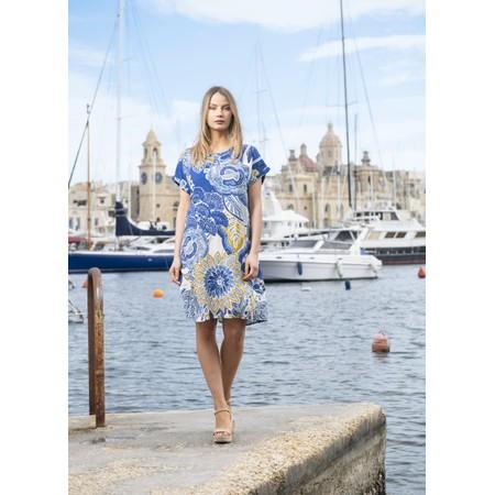 Orientique Seville SS Dress - Blue