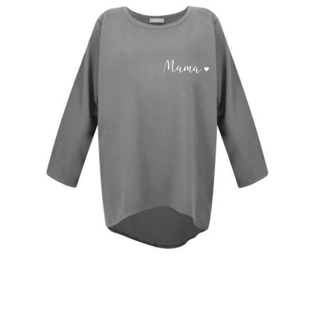 Chalk Robyn Mama Top - Gemini Exclusive! - Grey