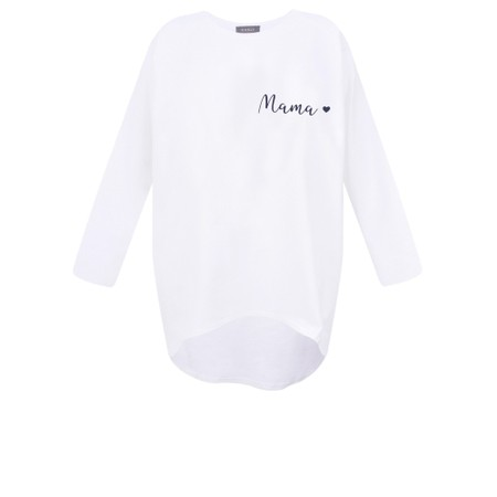 Chalk Robyn Mama Top - Gemini Exclusive! - White