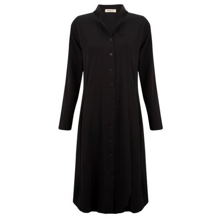 Mama B Brunello Coat Dress - Black