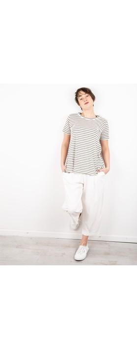 Mama B Atollo R Stripe T-Shirt Timo Stripe