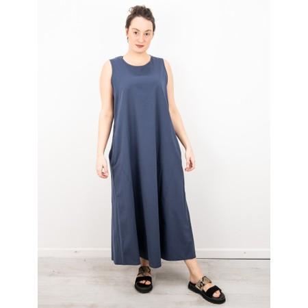 Tirelli Classic Tank Dress - Blue