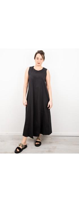 Tirelli Classic Tank Dress Black