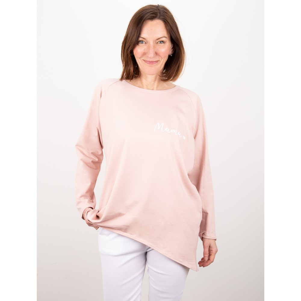Chalk Robyn Mama Top - Gemini Exclusive! Pink / White